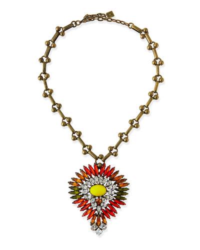 Khaleesi Crystal Necklace