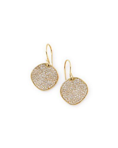 18k Glamazon Stardust Earrings with Diamonds