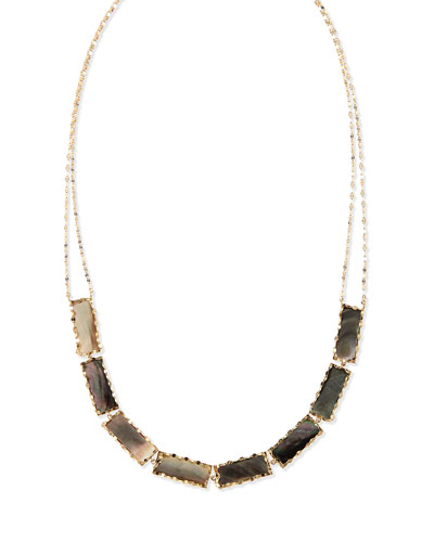 Mystiq Mega Bar Necklace