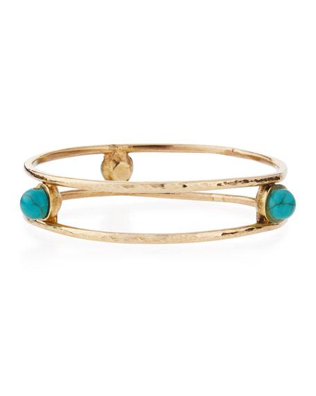 Egesha Turquoise Stud Bracelet