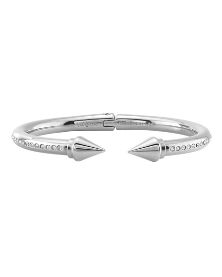 Mini Titan Side Surf Bracelet, Silver, Small
