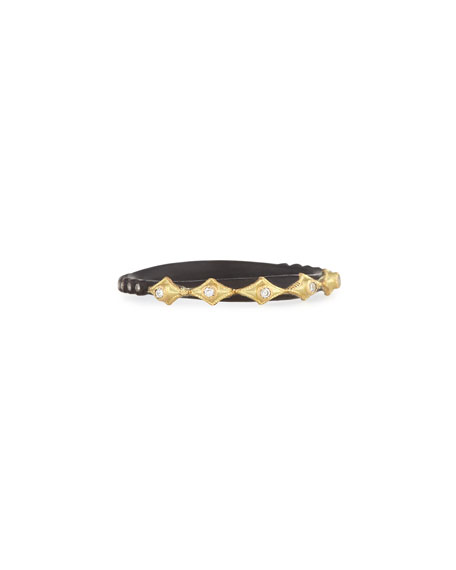 Armenta Old World Multi-Crivelli Stacking Ring