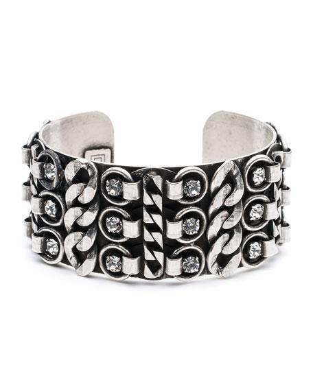 Dannijo Quinn Statement Cuff Bracelet