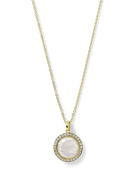 Ippolita Rock Candy Lollipop Necklace VyCGAKWOn