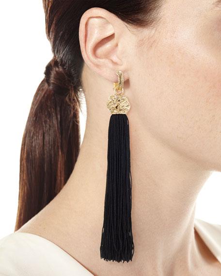 Loulou Tassel Duster Earrings