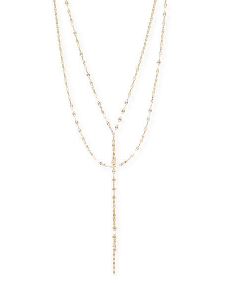 Mega Blake Lariat Necklace