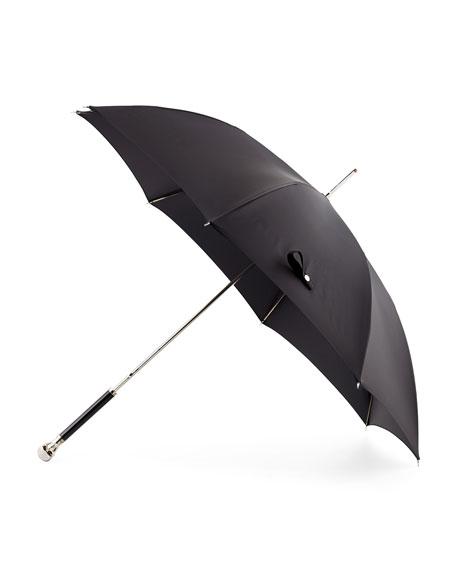 Classic Umbrella w/Skull Handle