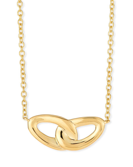 18K Cherish Link Necklace