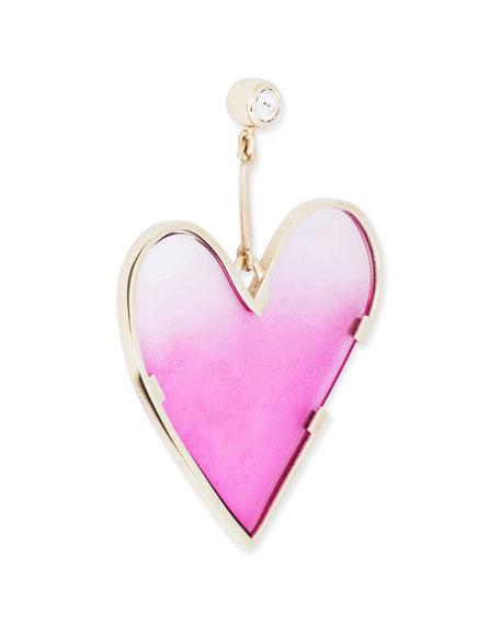 Heart & Arrow Earrings Set