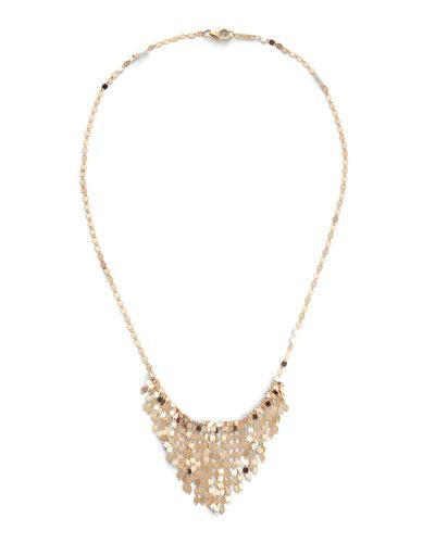 Mini Fringe Necklace