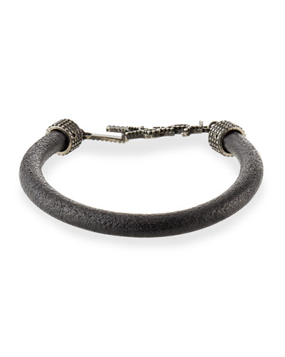 Ysl Corded Bracelet  Size S and M