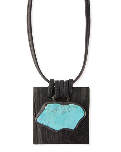 Kamong Wood Pendant