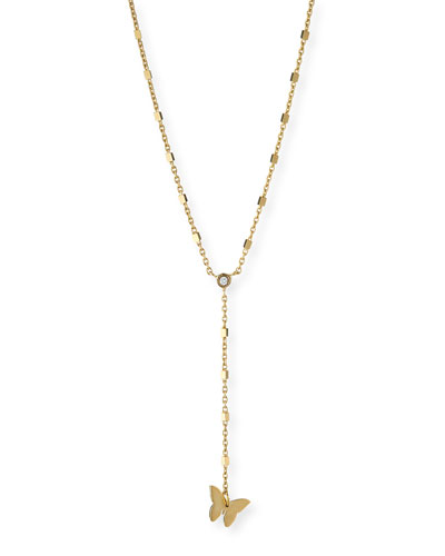 Bailey Lariat Necklace