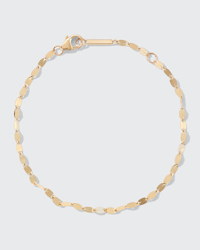 14k Mega Gloss Blake Chain Bracelet