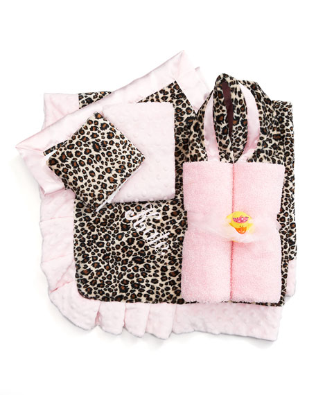 Cheetah-Print Security Blanket