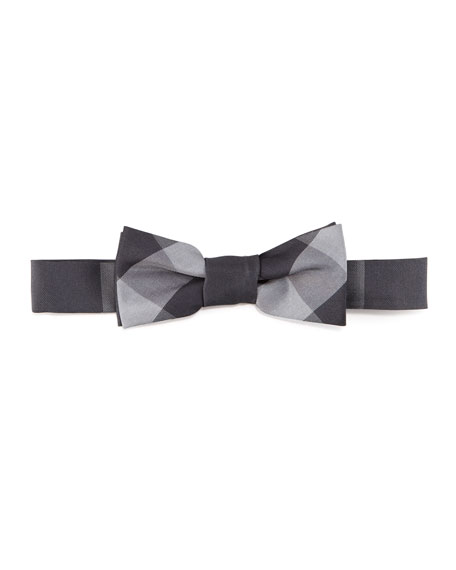 Beat Check Bow Tie, Black