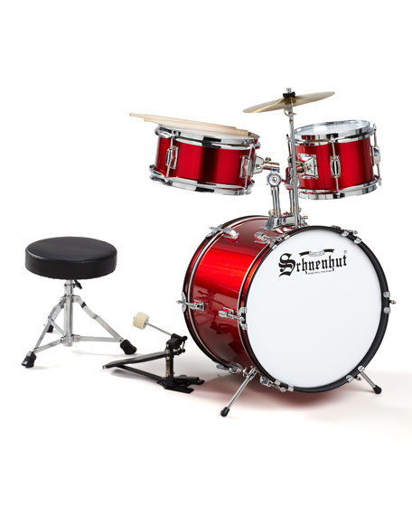 Five-Piece Child's Drum Set
