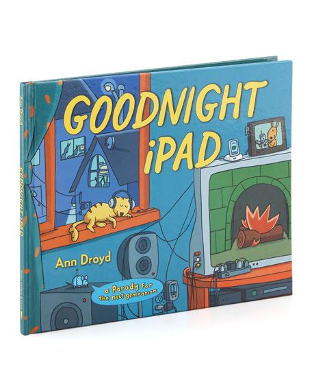 """GoodNight iPad"" Story Book"