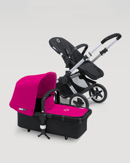 Bugaboo Buffalo Tailored Fabric Set, Pink