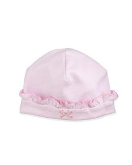 Scat Pirouette Baby Hat, Pink
