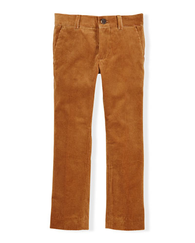 Slim-Fit Corduroy Pants, Size 2T-7
