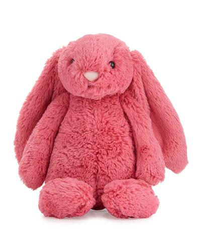 Medium Bashful Bunny Stuffed Animal, Pink
