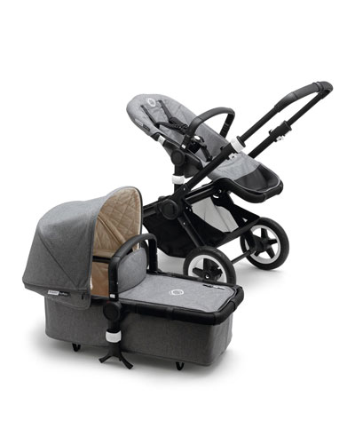 Buffalo Classic Stroller, Gray