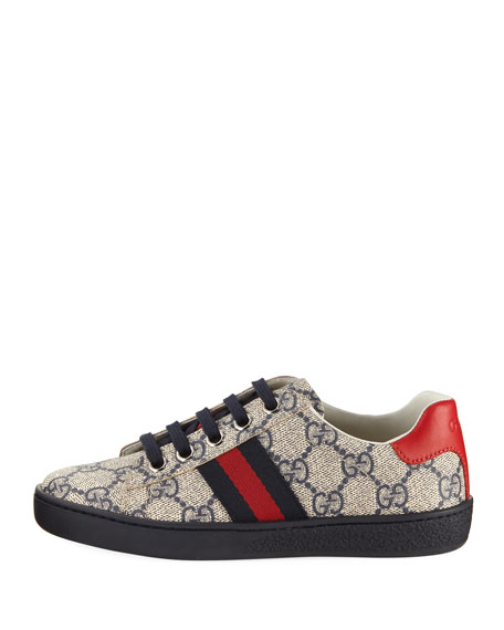 1b658cf3d712 Gucci New Ace GG Tennis Shoe