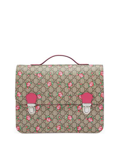 Girls' GG Supreme Rosebud Backpack
