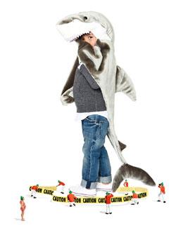 Kids' Disguise Shark