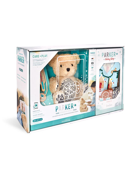 Parker Holiday Bear AR Sleep Set