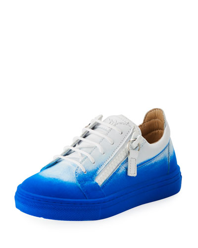 Smuggy Elettrico Ombre Low-Top Sneakers, Baby