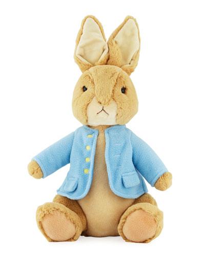 Classic Peter Rabbit Stuffed Animal  13
