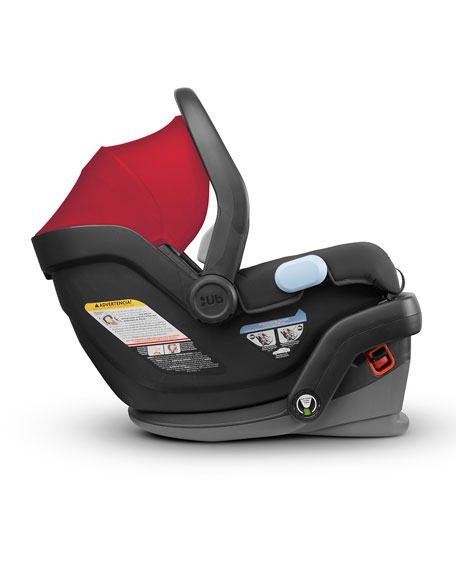 MESA™ Infant Car Seat w/ Base, Denny (Red)