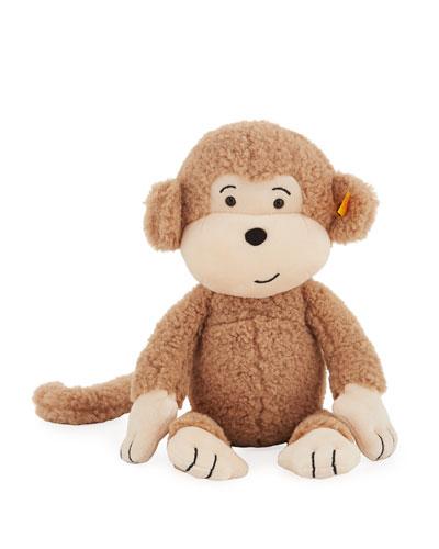 Brownie Stuffed Animal Monkey  12
