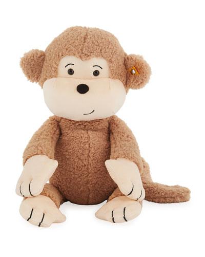 Brownie Stuffed Animal Monkey  16