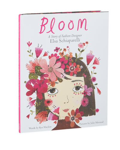 Bloom: A Story of Fashion Designer Elsa Schiaparelli Book by Kyo Maclear