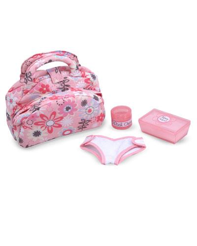Mine to Love Diaper Bag Set