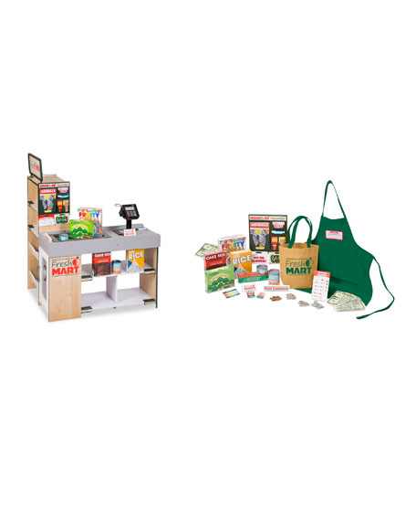 Let's Play Grocery Store Bundle