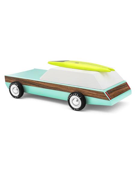 Woodie Redux Toy Race Car