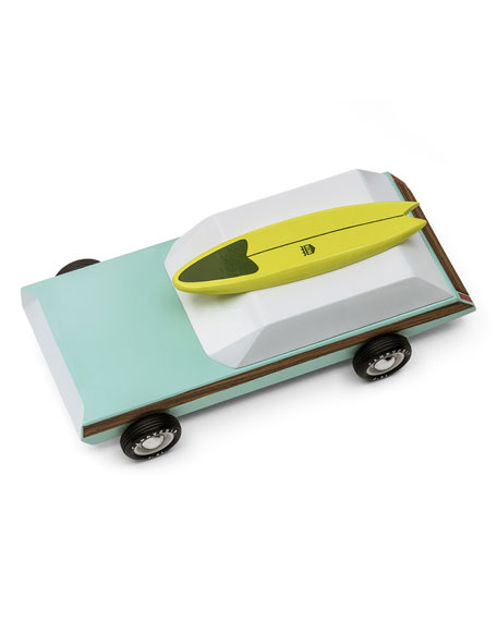 Image 1 of 1: Woodie Redux Toy Race Car