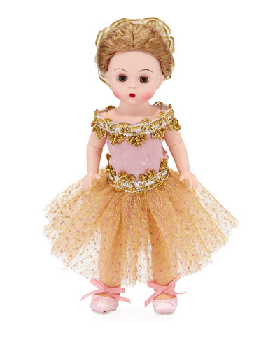 8 Dazzling Dancer Collectible Doll