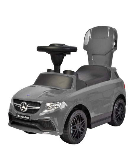Kids' Mercedes G65 12V Ride-On Car