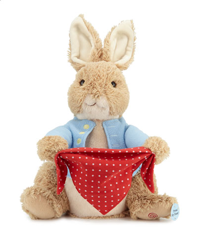 Peek-A-Boo Peter Rabbit