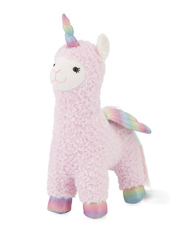 Sparkles the Llamacorn Plush Toy