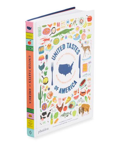 United Tastes of America - A Food Atlas