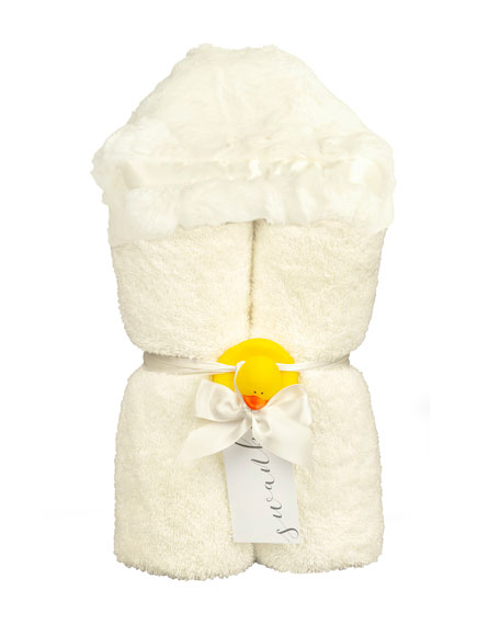 Carter Hooded Towel