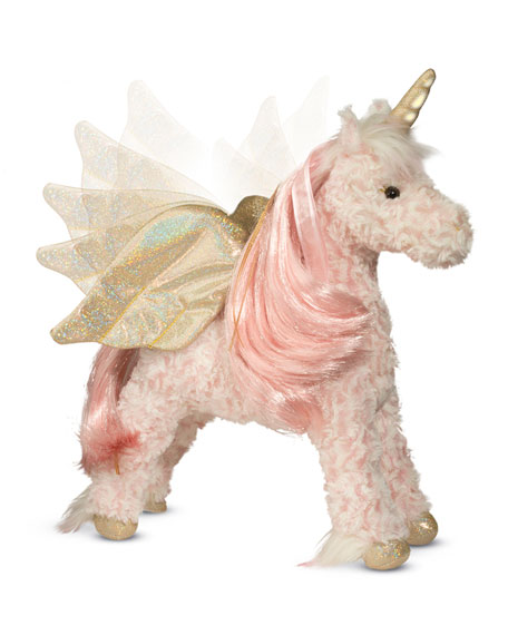 Image 1 of 1: Hope Light-Up Unicorn with Sound