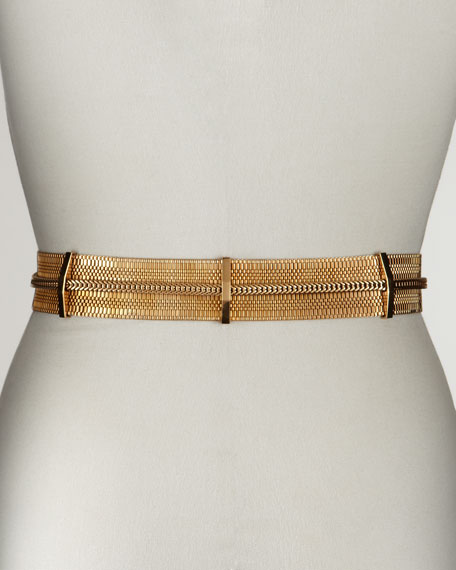 Golden Chain Belt