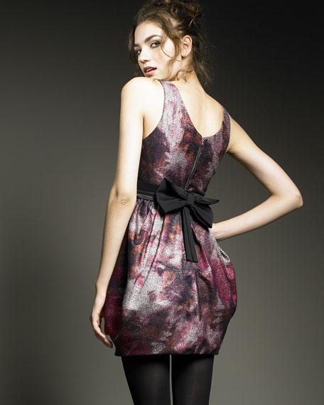 Marie Bow-Back Dress